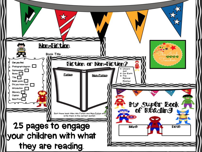 The Super Book of Guided Reading Activities