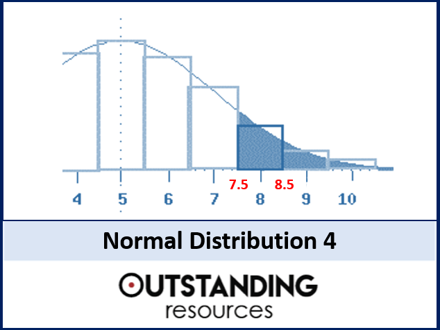Statistics: (S2) Normal Distribution 4 - Approximation for Binomial Distribution (+ worksheet)