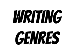 Writing Genres - writing to explain, instruct, persuade & recount