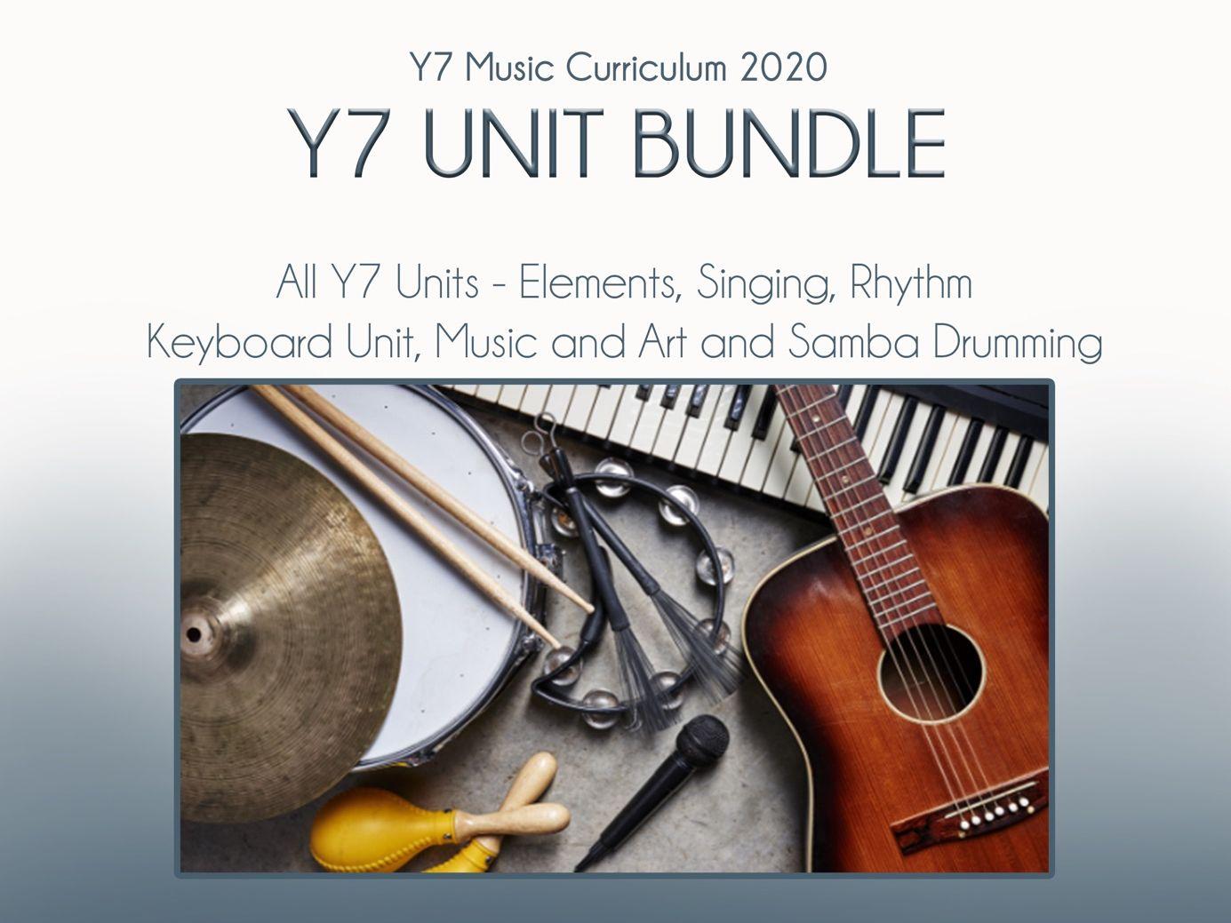 Y7 - ALL UNITS