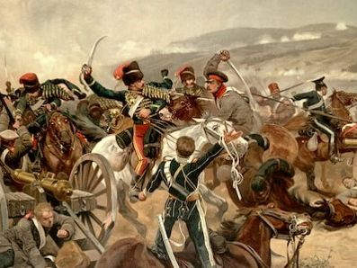 Power and Conflict - The Charge of the Light Brigade - 9-1