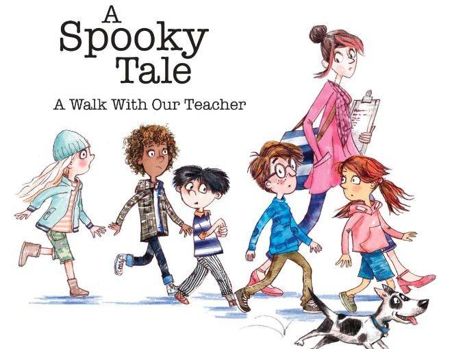 A Spooky Tale - Scheme of Work