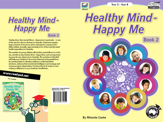Healthy Mind – Happy Me Book 2 (Australian E-book)