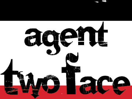 WWI AGENT TWO FACE - Comprehension pack