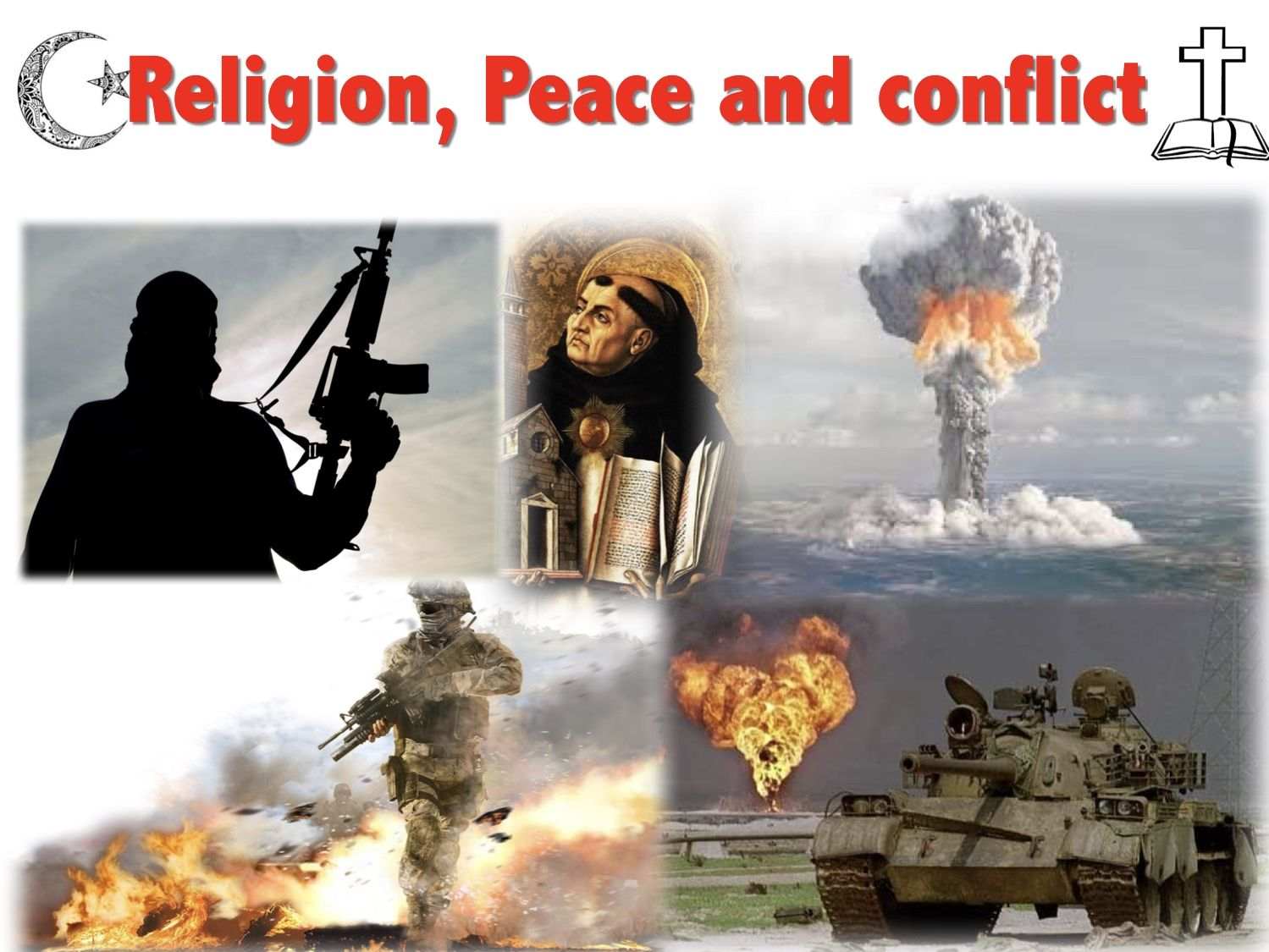Religion peace and conflict-SOW- GCSE AQA 9-1