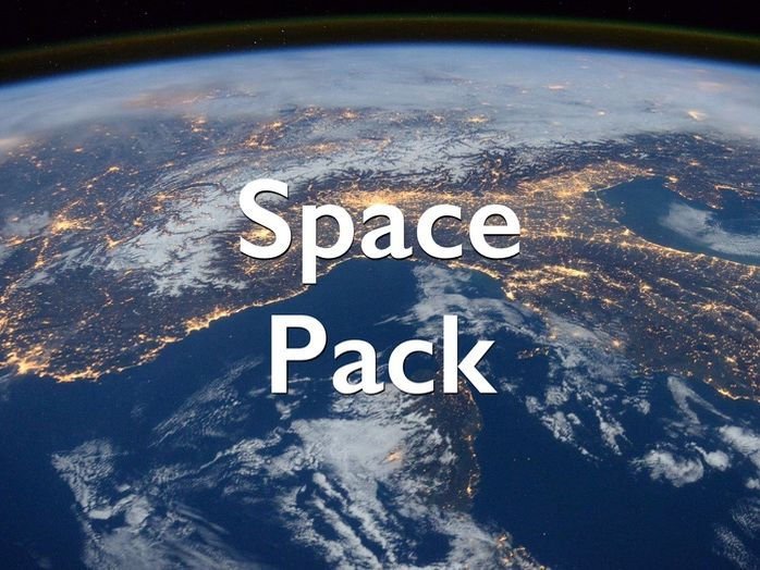 Picture Processor - Space Pack