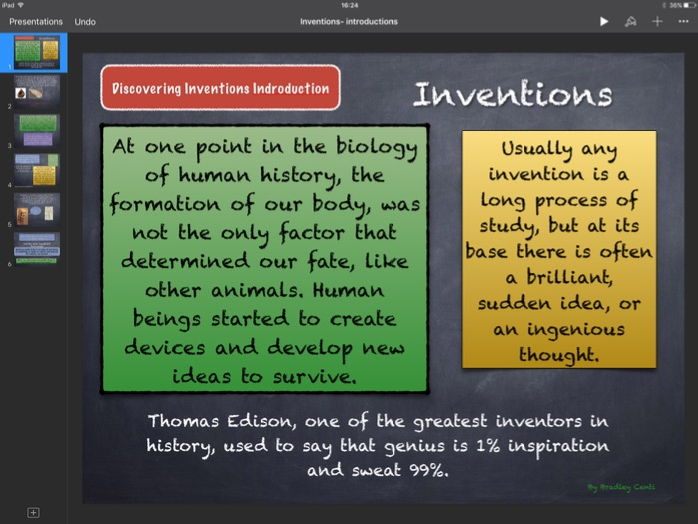 What is an invention?