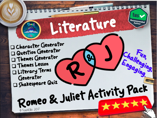 Romeo & Juliet: Romeo & Juliet Bundle