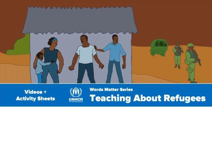 Refugees-Words Matter Series