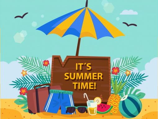 IT´S SUMMER TIME!