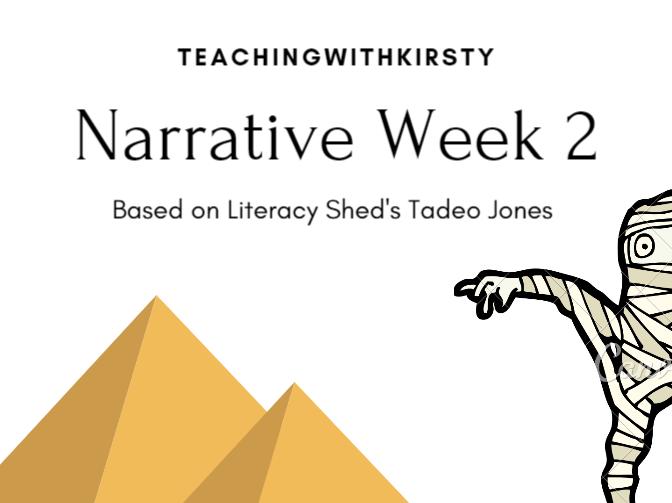 Week 2 Tadeo Jones Narrative