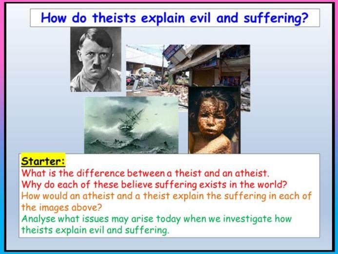 Evil: God and the Devil