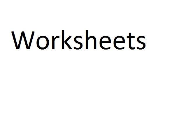 Times Tables Worksheets Mega Bundle Maths