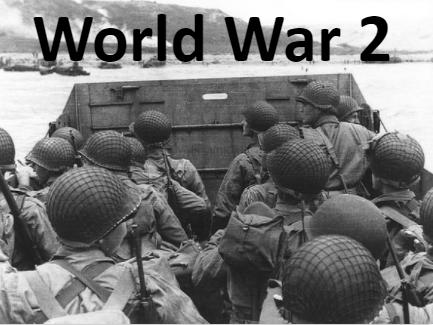 World War 2 Music (1930's - 1940's music)