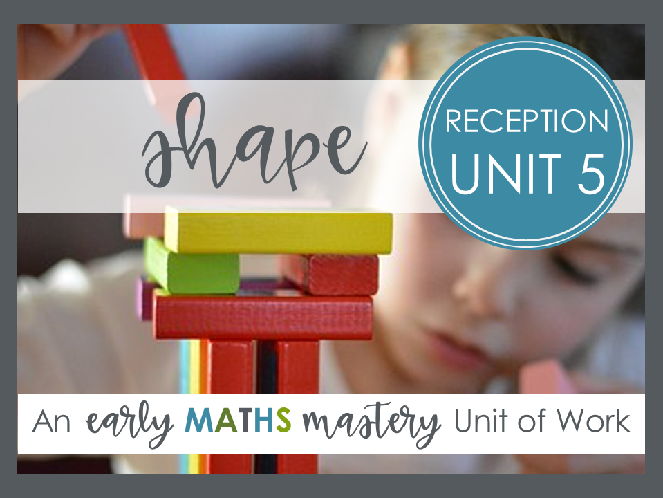 Shapes Reception Maths Mastery Planning