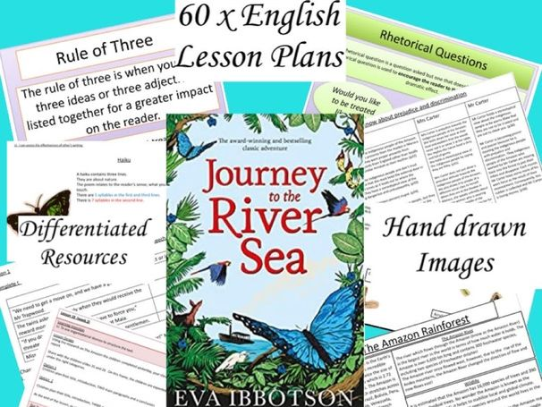 Amazon: Journey to the River Sea English Planning UKS2
