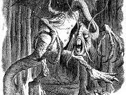 KS3 4 part Lesson: An Introduction to Nonsense Poetry with 'Jabberwocky' by Lewis Carroll