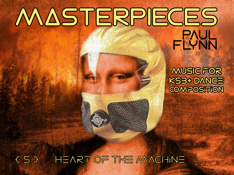 Masterpieces - 5 - Heart of the Machine