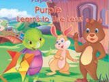 Purple Turtle Stories: Purple Learns to Use Less! EBook