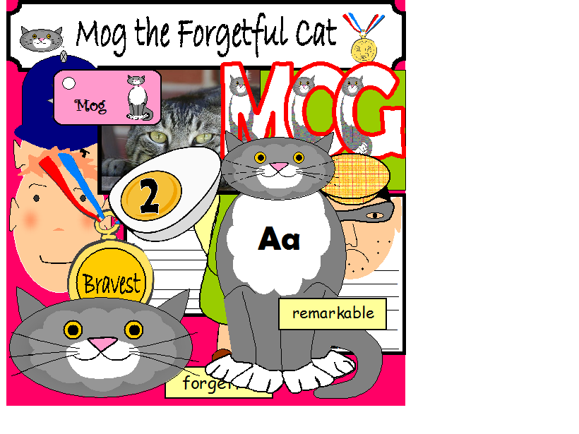 MOG Story teaching resources and classroom display EYFS KS1  Maths Literacy