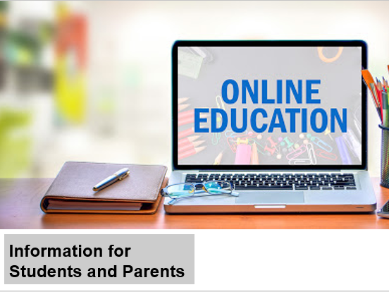 Online Learning Information for Parents