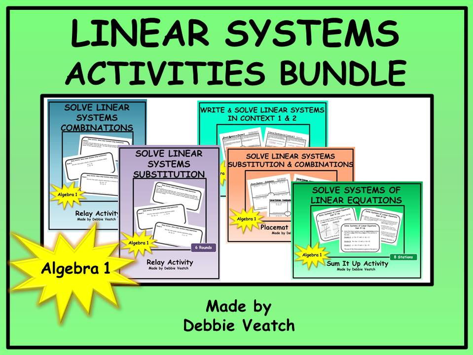 Linear Systems Bundle