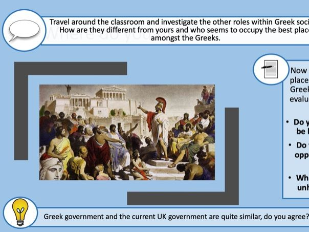 How was Ancient Greece Governed?