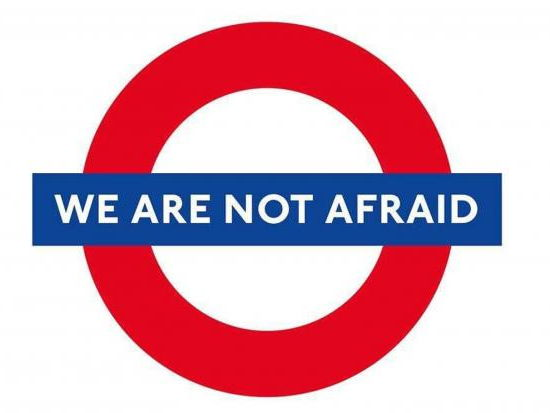 London terror attack: PM - We are not afraid