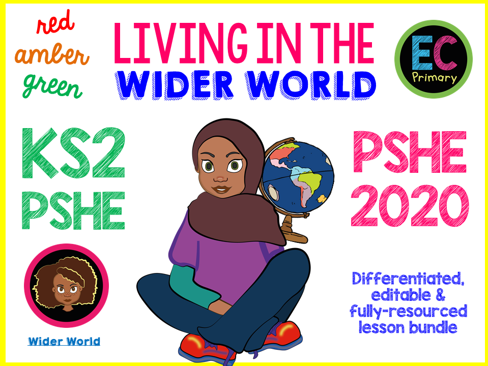 Living in the Wider World PSHE