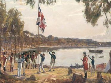 AUSTRALIA - A NATION SHAPED BY BRITISH EMIGRATION