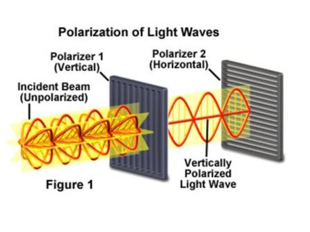 A/AS Level - Polarization of light - past paper questions with answers
