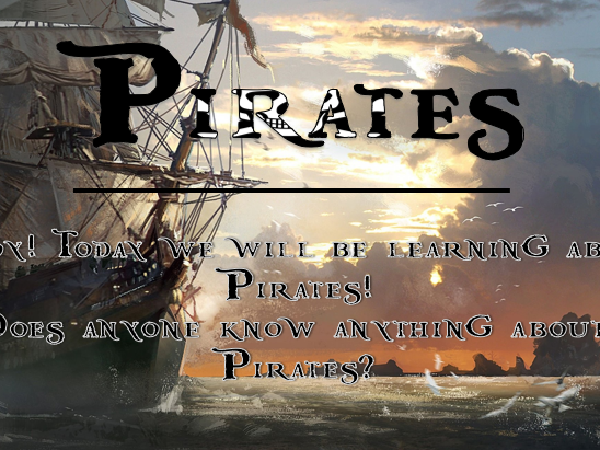Introduction to Pirates