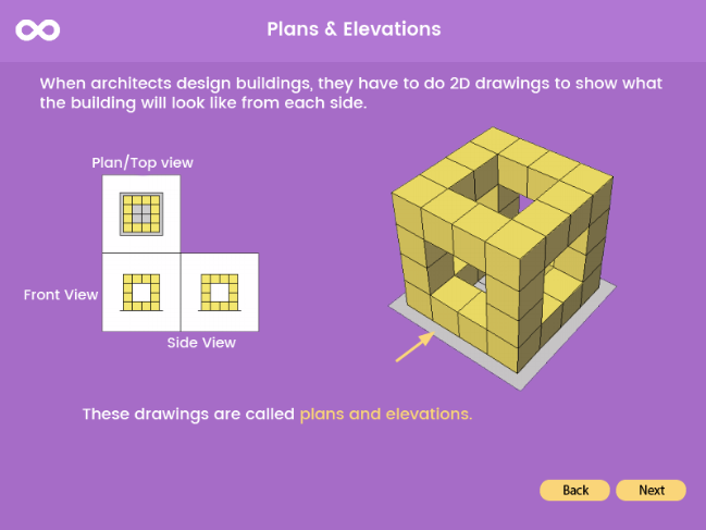 Plans & Elevation - GCSE