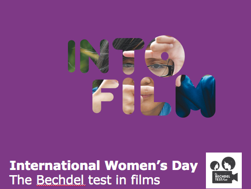 International Women's Day assembly 7-11: The Bechdel test in films