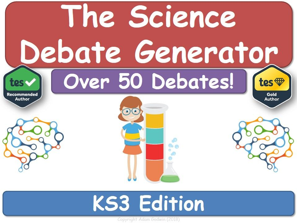 The KS3 Science Debate Generator