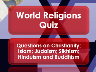 World Religions: Quiz