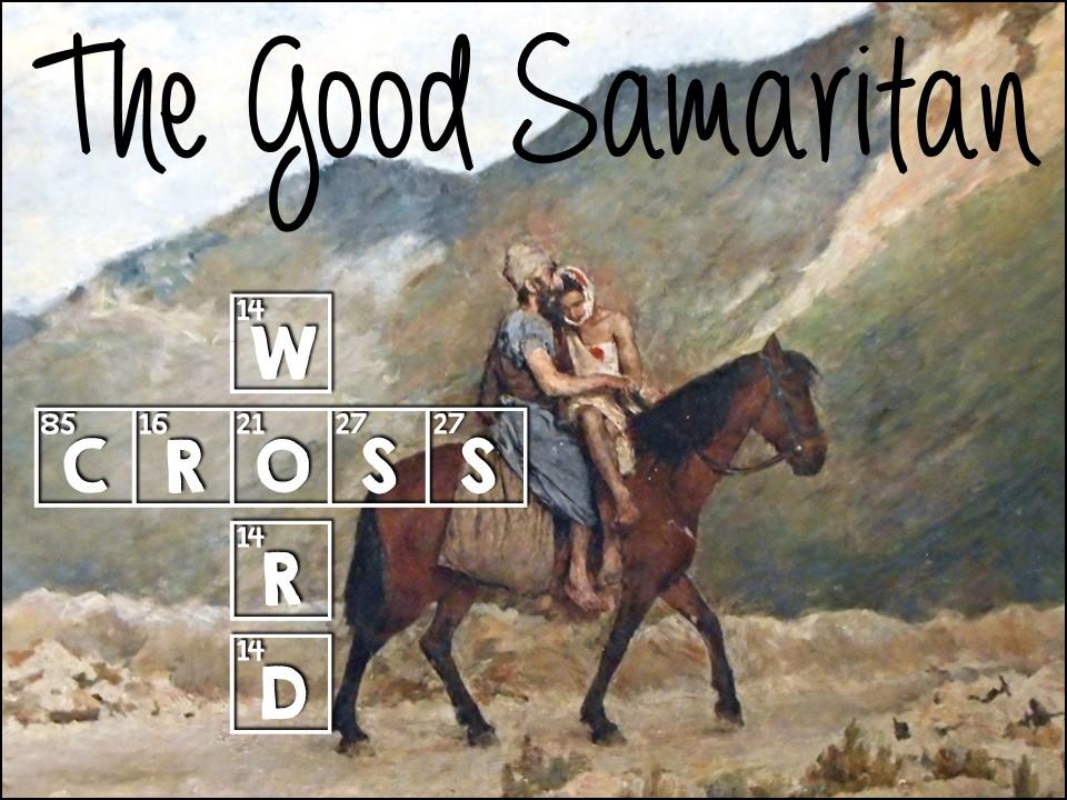 The Good Samaritan - crossword