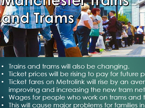 Transport Issues in Manchester