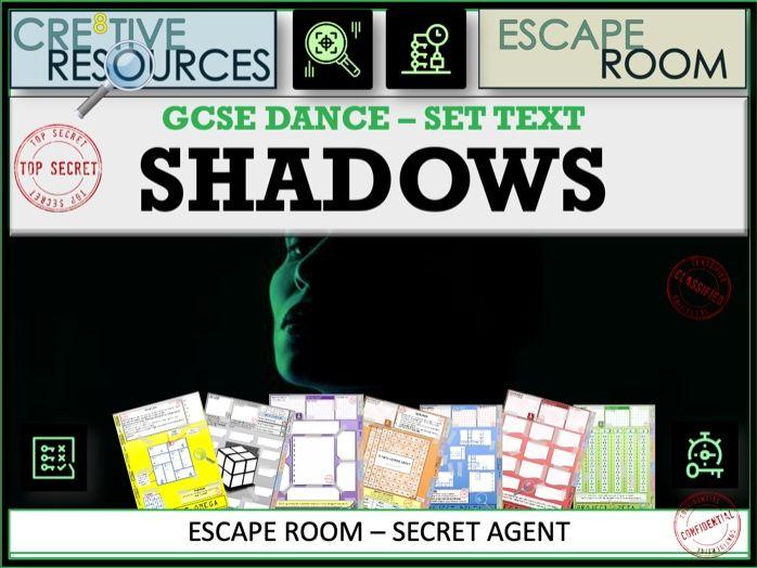 Dance GCSE - Shadows