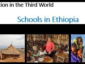 Assembly on Education in the Third World -Ethiopia