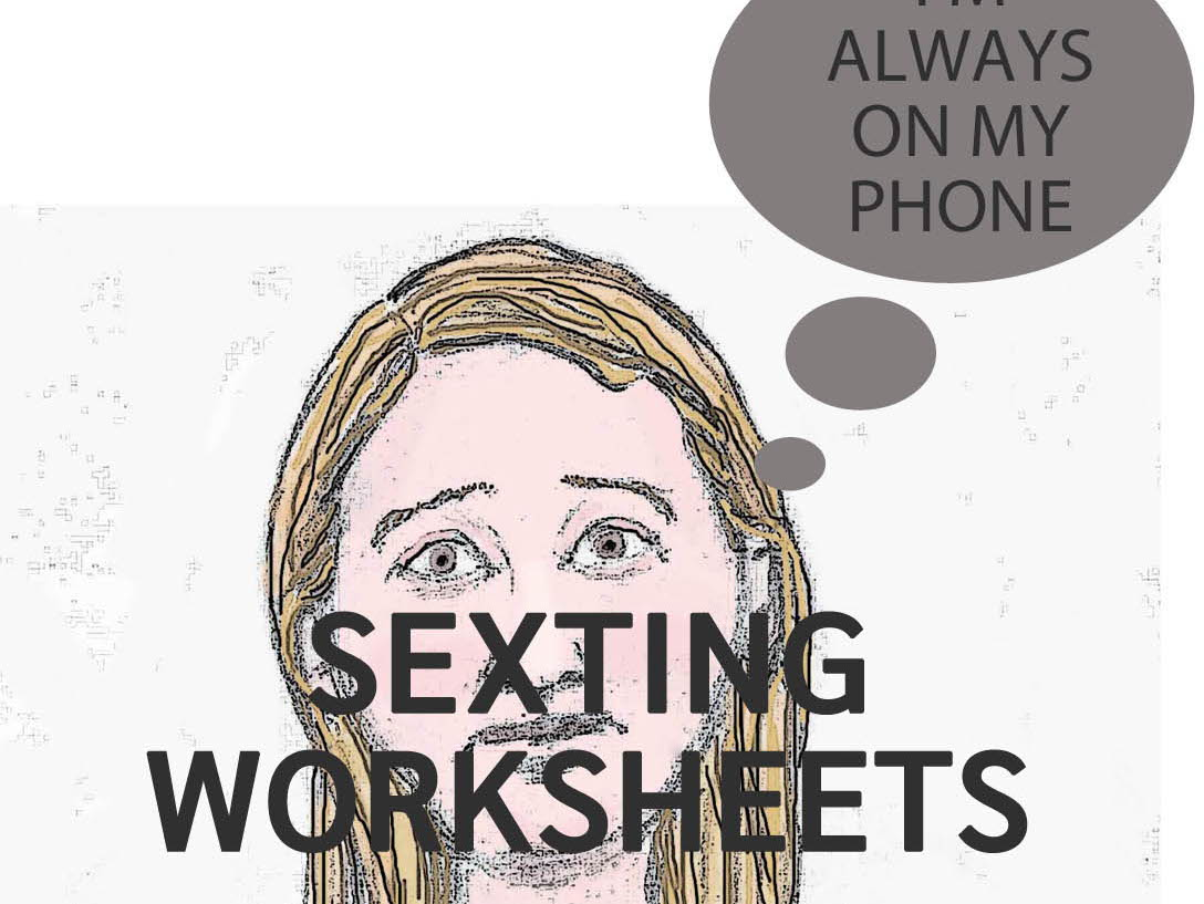 Grooming, Sexting Worksheets and Sexual Harassment Hot Seating Lesson Bundle