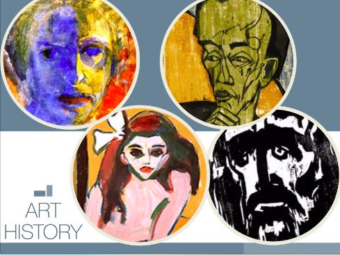 Expressionism ~ Expressionist ~ Art ~ Art History ~ 189 Slides