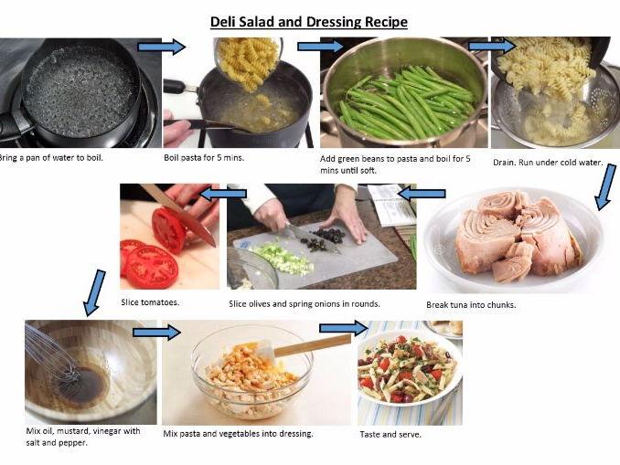 Photo recipe for Deli/Pasta Salad