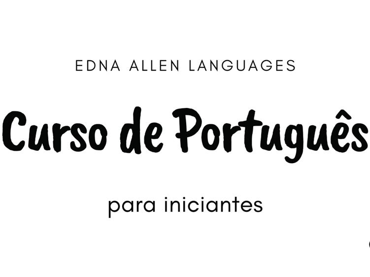 Curso de Português Pacote 1