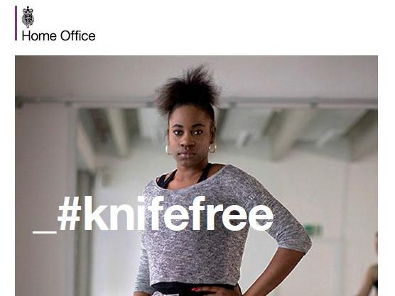 Ks3 lesson plan - Knifefree