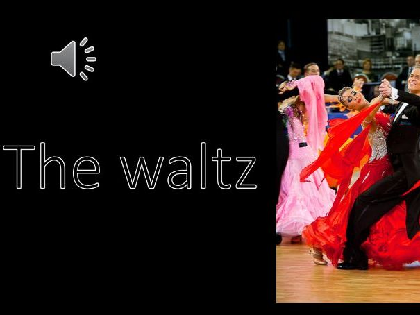 The waltz - Historical & musical features