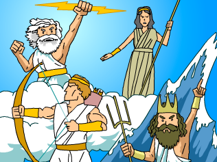 Greek myths resources!