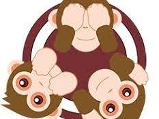 The 3 Wise Monkeys