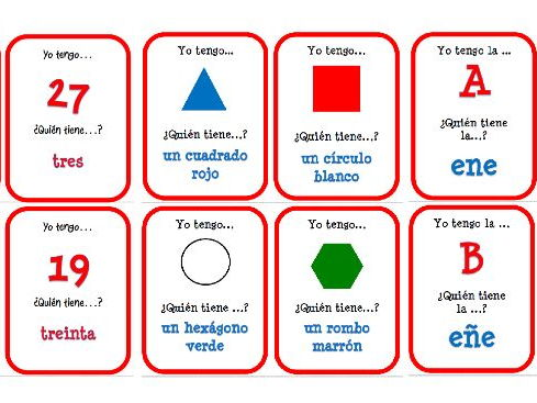 Numbers, Shapes & Colors, Alphabet - Card Games, Poster and Worksheet