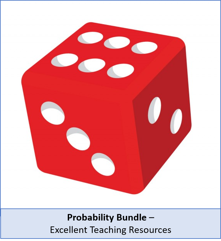 Statistics: Probability BUNDLE (6 lessons)  perfect for KS3/KS4